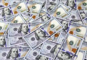 Canva - 100 US Dollar Banknotes